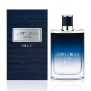 Jimmy Choo MAN Blue Eau de Toilette Spray 100ml за мъже