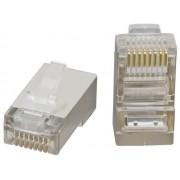 GI 05267 RJ45 Cat5e FTP/STP árnyékolt csatlakozó patch kábelhez