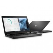 "Лаптоп Dell Latitude E5580 (N030L558015EMEA_UBU), двуядрен Kaby Lake Intel Core i7-7600U 2.8/3.9 GHz, 15.6"" (39.62 cm) Full HD Anti-Glare Display, (HDMI), 8GB, 500GB HDD, 3x USB 3.0, Linux, 1.90 kg"