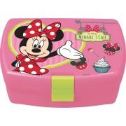 Cutie sandwich Disney, 64249, Melamina, Minnie Mouse, roz