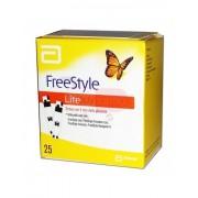 Abbott Freestyle Lite - 25 Strisce Reattive Per Il Controllo Della Glicemia