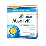 Absorvit Smart Extra Forte 20 Ampolas