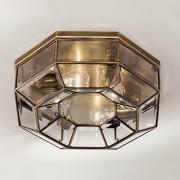 Plafonier design clasic finisaj auriu, cromat sau polisat Il Rilegato 380.00