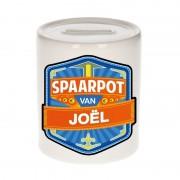 Bellatio Decorations Kinder spaarpot voor Jo?l - Action products