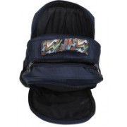 black mirror BM-01-SB 14 L Backpack(Blue)