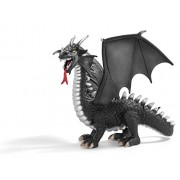 Schleich Black Dragon Figure