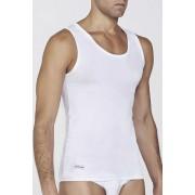 Pierre Cardin PCU15 Singlet Tank Top T Shirt White