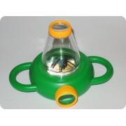 Pojemnik do obserwacji owadów z lupą