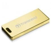 USB DRIVE, 32GB, Transcend JETFLASH T3G, USB2.0, Golden (TS32GJFT3G)