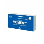 Angelini Spa Moment 200mg Ibuprofene 24 Compresse Rivestite