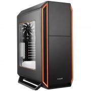 Carcasa BGW01, Silent Base 800 Window, FullTower, Fara Sursa, Negru/Portocaliu