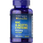 vitanatural N-Acetyl Cysteine - N-Acetilcisteína 600 Mg 120 Cápsulas