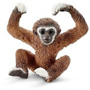 Schleich Gibbon Young Toy Figure