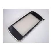 Тъч скрийн за Nokia N97 с черен преден панел