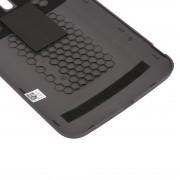 iPartsAcheter pour Asus Zenfone 2 Laser / ZE601KL Couverture de batterie arrière texturée originale (Gris)