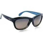 Maui Jim Round Sunglasses(Brown)