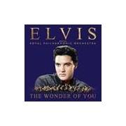 CD Elvis Presley: The Wonder Of You