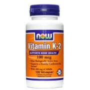 Now Vitamin K-2 Kapszula 100 db