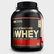 Optimum Power Pulver 100% Whey Gold Std 2LB Cookies&Cream 2268g