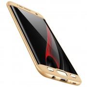 Husa Samsung S7 Edge GKK Full Cover 360 - Gold