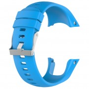 Silicone Smart Watch Replacement Band for Suunto Spartan Trainer Wrist HR - Blue