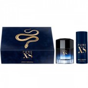 Paco Rabanne Pure XS Комплект (EDT 100ml + Deo Spray 150ml) за Мъже