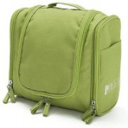 Vepson Travel Toiletry Bag Large Capacity cosmetic organizer Multi-functional Hanging Wash Bag Travel Toiletry Kit(Green)