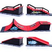 AST Works Skate Park Ramp Parts for Tech Deck Fingerboard Finger Board Ultimate Parks Site