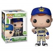 Funko Pop Baseball Freddy Funko Exclusivo Edicion Limitada