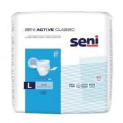Scutece Seni Active Classic Large, tip chiloti, 30 buc.