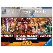 Ravensburger puzzle star wars, 1000 piese