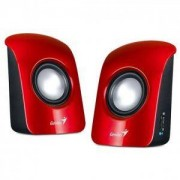 Тонколони GENIUS SP-U115 1.5W ново USB Red - 31731006101