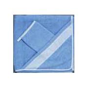 Feretti - Prosoape bumbac albastru 85x85 cm