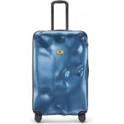 Crash Baggage Walizka Icon duża niebieska