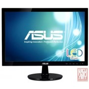 "18.5"" Asus VS197DE, LED, 16:9, 1366x768, 5ms, 50.000.000:1, 200cd/m2, VGA, black"