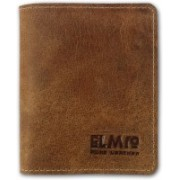 EL MIo Brand New Handmade Antique Classic and Royal Natural Vintage Genuine Tan Leather Stylish and Fashionable Designer 6 Card Holder(Set of 1, Tan)