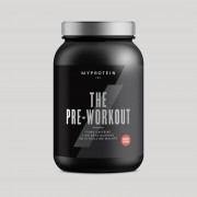 Myprotein THE Pre-Workout - 30servings - Fruit Punch