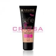 Eveline Selfie Time Foundation & Concealer