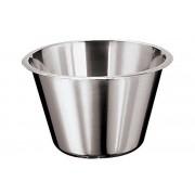 Castron inox conic capacitate 6 litri
