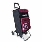 Carro de Compra Craby Premium B. Termo CB-9600
