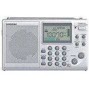 ATS-405 Világvevő rádió, professzionális digitális, szintézeres, többsávos