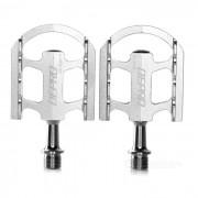 Pedal DEPRO Ultra-Light de aleacion de magnesio para bicicleta - Titanium (par)