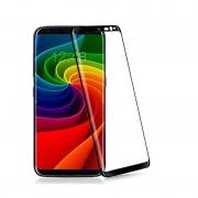 Folie sticla temperata Samsung S8 Neagra