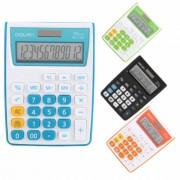 Calculator de birou 12 digiti Deli 1122 verde