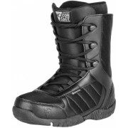 Boots Contact Lace Black