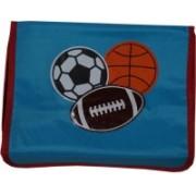 Kids Studio Under Garments Organizer- Blue Football(Blue)