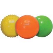 Set 3 mingi senzoriale pentru dezvoltarea dexteritatii si capacitatii de coordonare Ludi