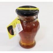Krétský tymiánový med s včelí pláství 250g