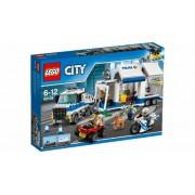 Lego Klocki konstrukcyjne City Mobilne Centrum Dowodzenia 60139