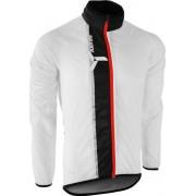 Férfi ultra light dzseki Silvini GELA MJ801 fehér-fekete